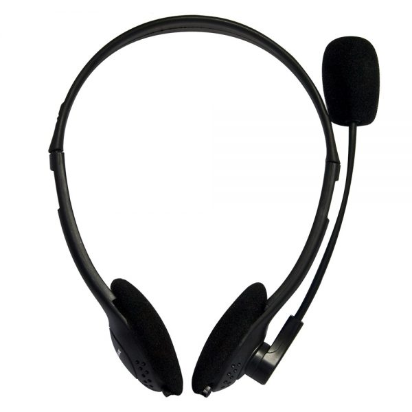 004878_1 Headset Estéreo Basic P2 1.8m - Preto PHN-M82MV/BK