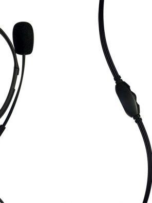 004878_2 Headset Estéreo Basic P2 1.8m - Preto PHN-M82MV/BK