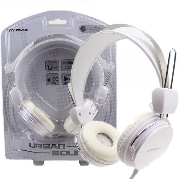 006845_2 Fone de Ouvido Estéreo Urban Sound - Branco MHP-HT373-WH
