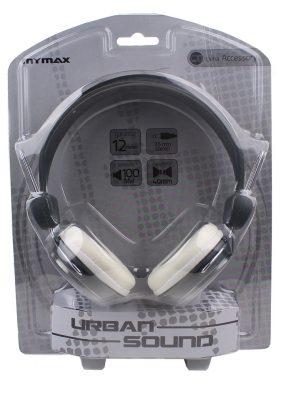 006895_3 Fone de Ouvido Estéreo Urban Sound - Cinza MHP-HT373-GRWH