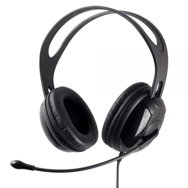 007503_1 Headset Gamer P2 2.4M Nylon - Preto - PHN-HT8000/BK
