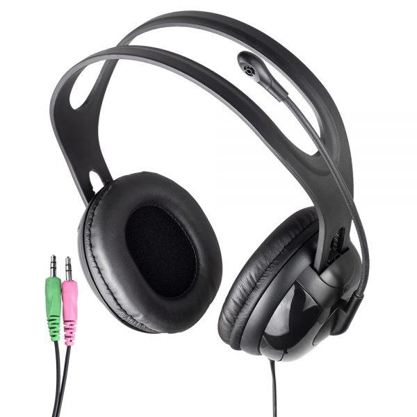 007503_3 Headset Gamer P2 2.4M Nylon - Preto - PHN-HT8000/BK
