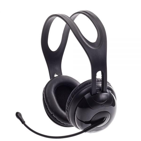 007503_4 Headset Gamer P2 2.4M Nylon - Preto - PHN-HT8000/BK