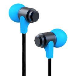 008644_1 Fone de Ouvido para Smartphone - Preto/Azul MHP-1203/BKBL