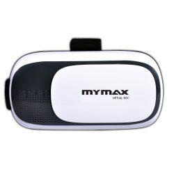 008697 2 OCULOS DE REALIDADE VIRTUAL 3D V-BOX - BRANCO