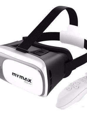 008697 10 OCULOS DE REALIDADE VIRTUAL 3D V-BOX - BRANCO