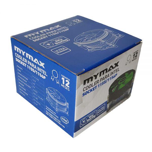 Cooler Processador Intel 1155 1156 Mymax