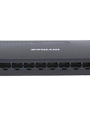 005595_2 Switch 8 Portas 10/100Mbps - Preto MSWI/S1008D