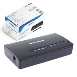 005595_3 Switch 8 Portas 10/100Mbps - Preto MSWI/S1008D