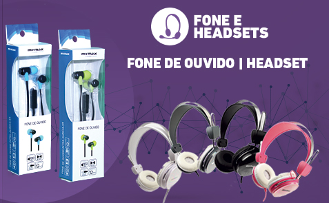 Fone de ouvido, headphone, headset, headfone, fone para celular, fone com microfone