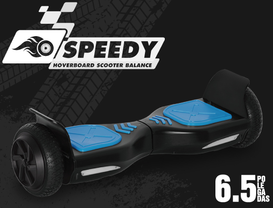 Scooter Hoverboard 6,5 Polegadas Speedy