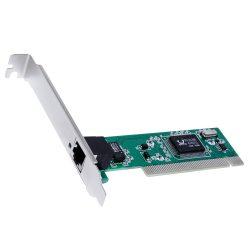 006846_1 Placa de Rede 10/100Mbps PCI Chipset Realtek MLAN-JEN