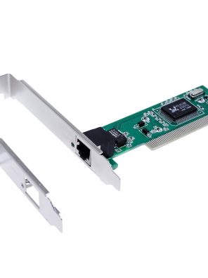 006846_3 Placa de Rede 10/100Mbps PCI Chipset Realtek MLAN-JEN