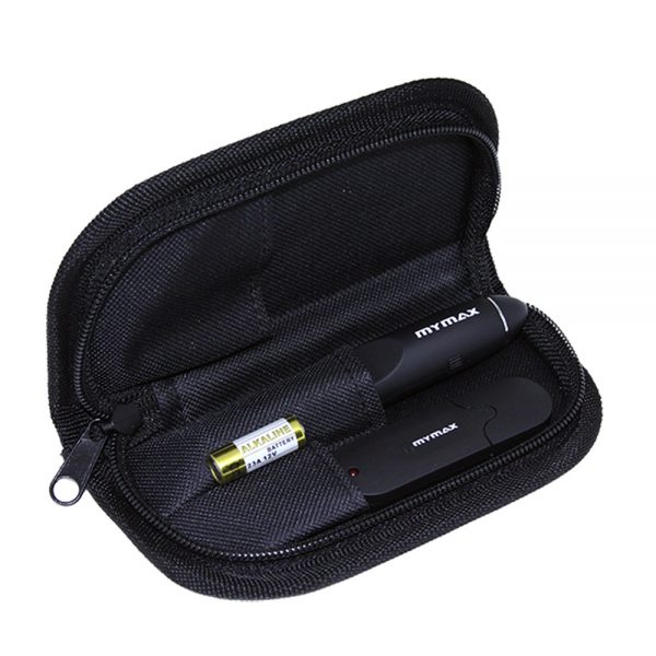 007412_3 MANL-WP2268/BK Apresentador Wireless com Laser Point - Preto