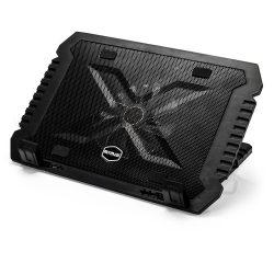 007800_1 MYC/LX-788-NB Base para Notebook Asgard X 17 Polegadas - Fan 15cm - 5 Níveis - Preto