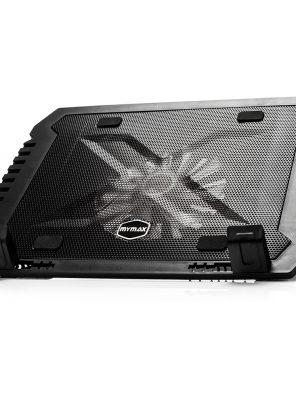 007800_3 MYC/LX-788-NB Base para Notebook Asgard X 17 Polegadas - Fan 15cm - 5 Níveis - Preto