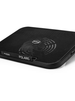 007801_1 MYC/LX-768-NB Base para Notebook Polaris 15.6 Polegadas com USB - Fan 13cm - Preto