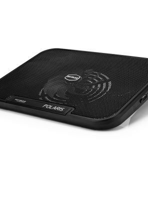 007801_2 MYC/LX-768-NB Base para Notebook Polaris 15.6 Polegadas com USB - Fan 13cm - Preto