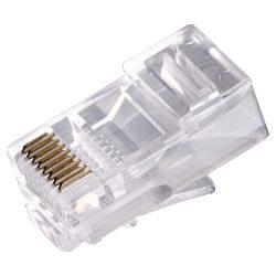 007849_1 Conector RJ-45 UTP CAT5E 8P8C - Embalagem com 100 un MGPL-RJ45