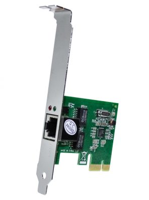 008136_1 Placa de Rede 10/100/1000Mbps PCI Express Gigabit MGLANE-JEN