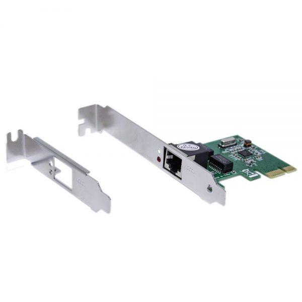 008136_3 Placa de Rede 10/100/1000Mbps PCI Express Gigabit MGLANE-JEN