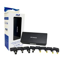 008722_1 MPNB-AD-800/90W Carregador Universal para Notebook - Automático 90W 8 pinos