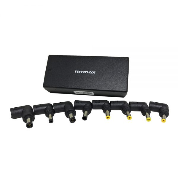 008722_2 MPNB-AD-800/90W Carregador Universal para Notebook - Automático 90W 8 pinos