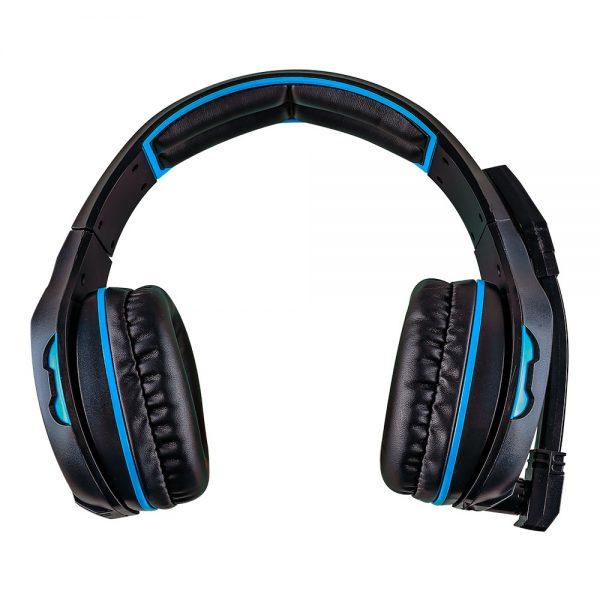 008919_2 - Headset Gamer 5.1 Centauro - MHP-SP-X13/BKBL - Preto/Azul