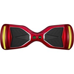 "Hoverboard Scooter 8"" Bateria Samsung - Flash"