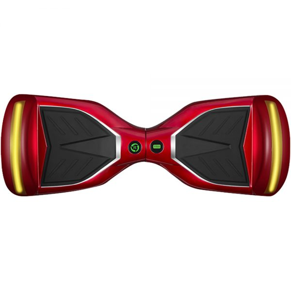 """Hoverboard Scooter 8"""" Bateria Samsung - Flash"""