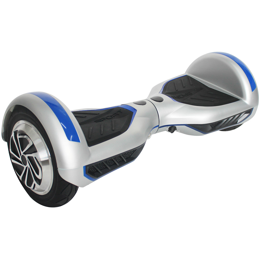 "Hoverboard Scooter 8"" Bateria Samsung - Snow"