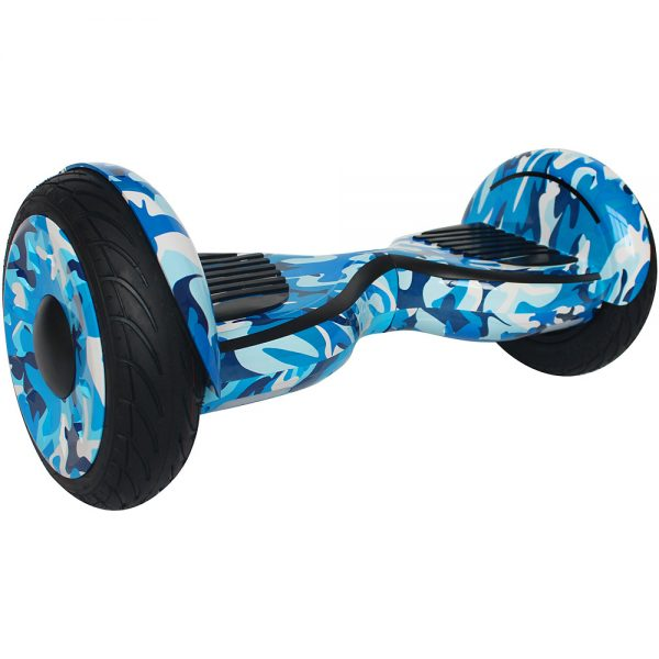 """Hoverboard Scooter 10"""" Bateria Samsung - Soldier"""