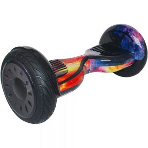 "Hoverboard Scooter 10"" Bateria Samsung - Galactic"