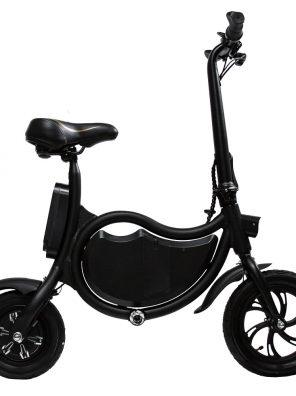 E-Bike Bicicleta Eletrica 350W Enjoy - Preto