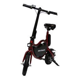 - E-Bike Bicicleta Eletrica 350W Enjoy - Vermelho