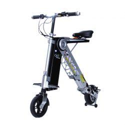 E-Bike Bicicleta Eletrica 250W Modelo Ciclo Preto