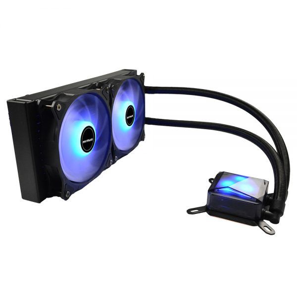 Water Cooler Algor 240mm AMD e Intel LED Azul