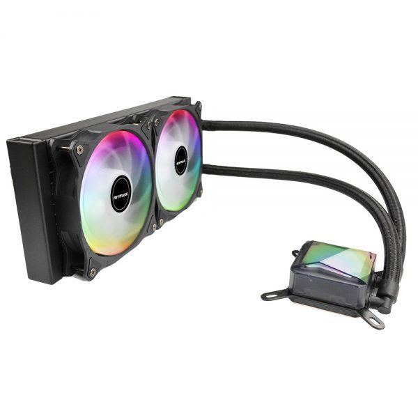 Water Cooler Algor 240mm AMD e Intel LED RGB