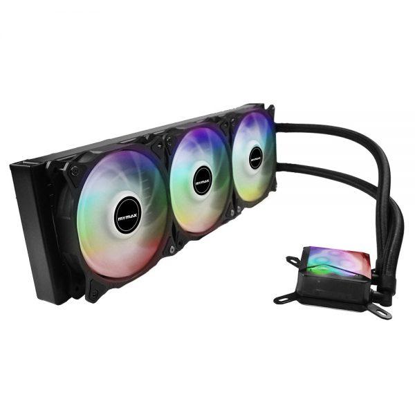 Water Cooler Algor 360mm AMD e Intel LED RGB
