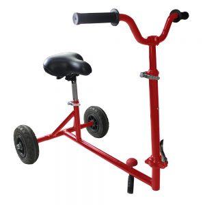 009090_1 Hoverbike Tour para Hoverboard - Vermelho