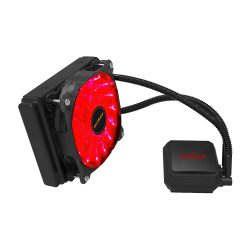 Water Cooler Algor 120mm AMD e Intel LED Vermelho MYC/FC-V2-120MM/RD