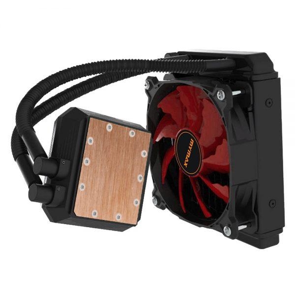 Water Cooler Algor 120mm AMD e Intel LED Vermelho MYC/FC-V2-120MM/RD
