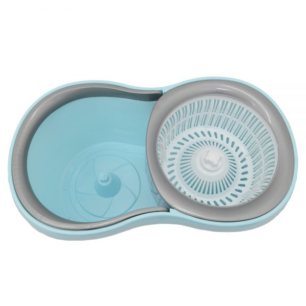 Balde Esfregao Spin MyMop 360 Azul 2 Refis MYUD-WYL-21/BL