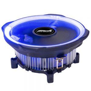Cooler Universal para Intel e AMD Led Azul MYC/CCHX12-BL