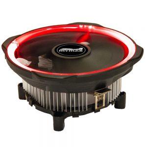 Cooler Universal para Intel e AMD Led Vermelho MYC/CCHX12-BL