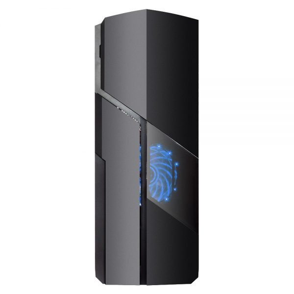 Gabinete Gamer Galaxy USB 3.0 - Preto LED Azul MCA-FC-GA11A/BL