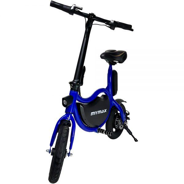 E-Bike Bicicleta Eletrica 350W Modelo Enjoy Azul