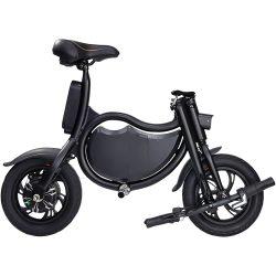 E-Bike Bicicleta Eletrica 350W Modelo Enjoy 2.0 Preto