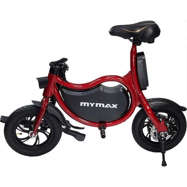 E-Bike Bicicleta Eletrica 350W Modelo Enjoy 2.0 Vermelho