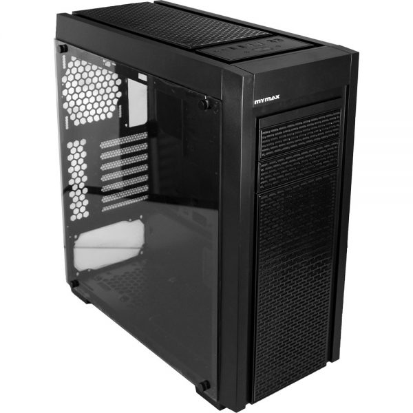 lateral Gabinete Gamer Full Tower Horus Mymax